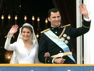 Los vestidos de novia más celébres y lujosos de las bodas reales