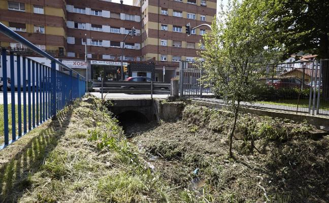 El Ayuntamiento inicia la limpieza del río Alvares