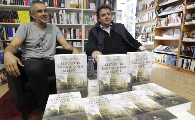 Medrano presenta su nuevo libro en Gijón
