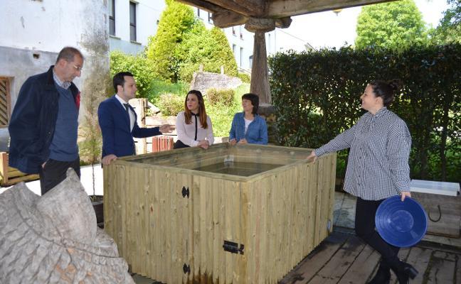 El Museo del Oro de Navelgas se renueva