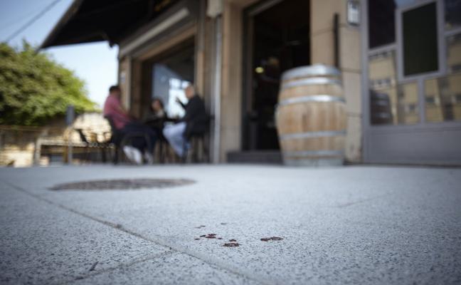 El peluquero que disparó a un hombre en Avilés, ingresado en Psiquiatría del San Agustín