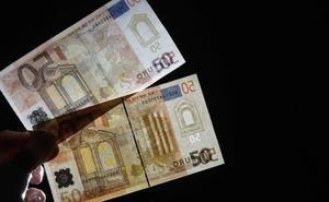 Prisión para dos mujeres por un delito de tenencia de moneda falsa