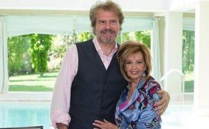 ¿Sabías que Bigote Arrocet y María Teresa Campos tienen disco? Y lo han presentado