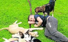 Cayón, escuela para un futuro sin maltrato animal