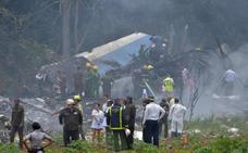Al menos 107 muertos tras estrellarse un avión en Cuba