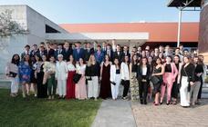 Graduación de los estudiantes del IES Calderón de la Barca