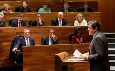 El Principado desecha la oferta del PP de pactar el presupuesto de 2019 a cambio de eliminar Sucesiones