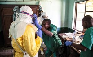La OMS, preocupada por el primer caso de ébola en una zona urbana del Congo