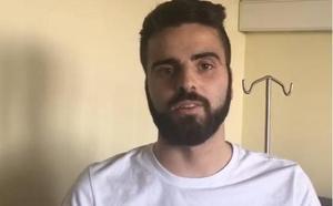 Pelayo Novo: «Aquí sigo, viviendo, probablemente mi segunda vida»