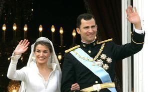 Los vestidos más celébres y lujosos de las bodas reales