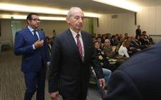 El nuevo presidente de la Cámara promete «compromiso firme de colaboración en el desarrollo de la comarca»
