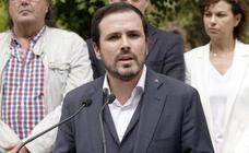 Alberto Garzón: «Podemos cambiar la sociedad si nos organizamos»