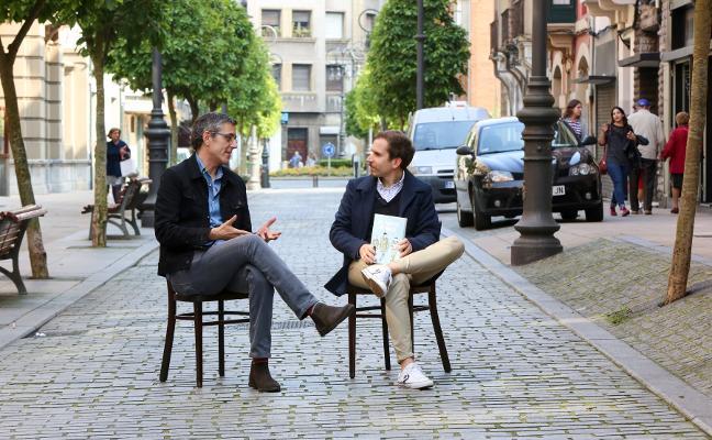 Madina: «Que Cataluña no olvide que para Euskadi fue el espejo de lo que queríamos ser»