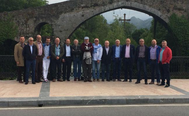 Asamblea de la Policía Local en Cangas de Onís