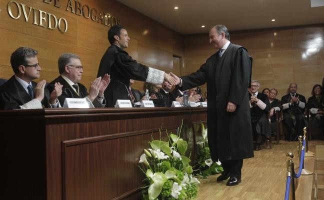 Ignacio Vidau avisa de que reclamará «una y otra vez» la reagrupación de los juzgados