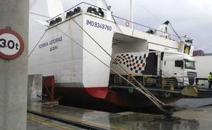 Fomento dispondrá este año de 1,6 millones para la autopista del mar