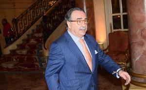 Blas Herrero: «No iré a ampliación de capital de Duro Felguera a ningún precio»