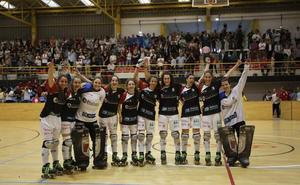 El Hostelcur Gijón logra su tercera OK Liga y su tercer doblete