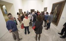 Los museos exhiben músculo