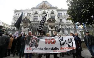 Los letrados municipales optan por no recurrir la planta de asfalto de Priorio