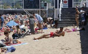 De verano en Asturias hasta el miércoles