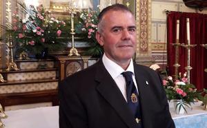 Luis Obeso Celorio recibe en Llanes el título de Costalero de Honor de la Guía del año 2017