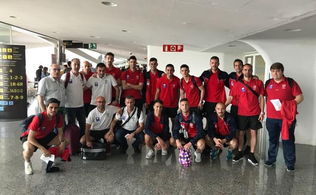 El primer paso para el Marino, en Canarias