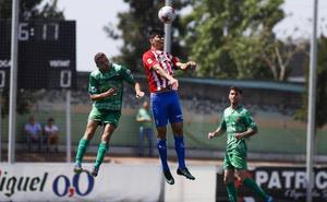 Valioso empate del Sporting B en Cornellá