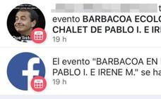 Facebook elimina un intento de acoso contra Iglesias y Montero: «Barbacoa en la mansión»