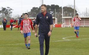 El Sporting dice adiós a la Copa del Rey juvenil