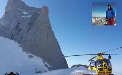 La montaña asturiana se tiñe de nuevo de luto con la muerte de Mariano González en el Urriellu