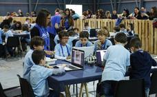 Más de 3.500 niños participan en la Robotix League