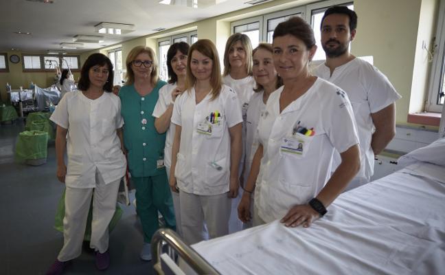 El San Agustín, a la cabeza de los hospitales españoles en diálisis y deporte