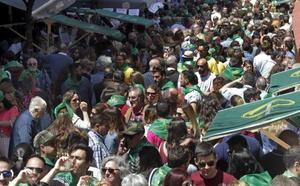 La Preba de la Sidra aspira a convertirse en fiesta de interés turístico regional