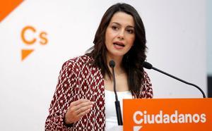 Ciudadanos alerta a Rajoy de que no puede ir «a remolque» de Torra