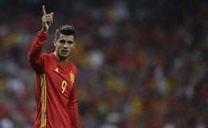 Morata, tras quedarse fuera del Mundial: «Desde ya estaré apoyando como siempre»