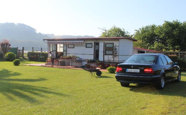 El deslinde de Costas en Misiego obliga a demoler una docena de bungalós