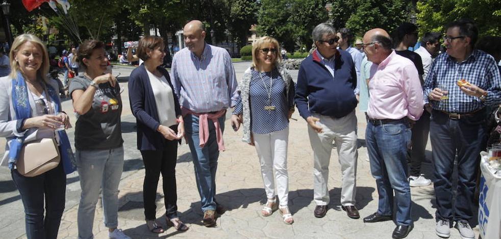 Foro Siero lanza la candidatura de Carmen Moriyón al Principado