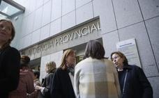El festivo en Oviedo limita hoy los efectos de la huelga de jueces y fiscales