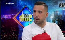 La incómoda pregunta que Jordi Alba no quiso responder en 'El Hormiguero'