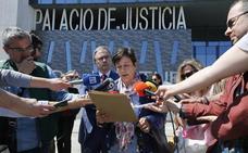 Jueces y fiscales ven «espectacular» el seguimiento de su huelga en Asturias
