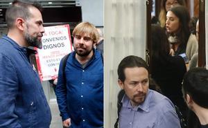 El chalé de Iglesias y Montero enfrenta a Podemos Asturias con la dirección nacional