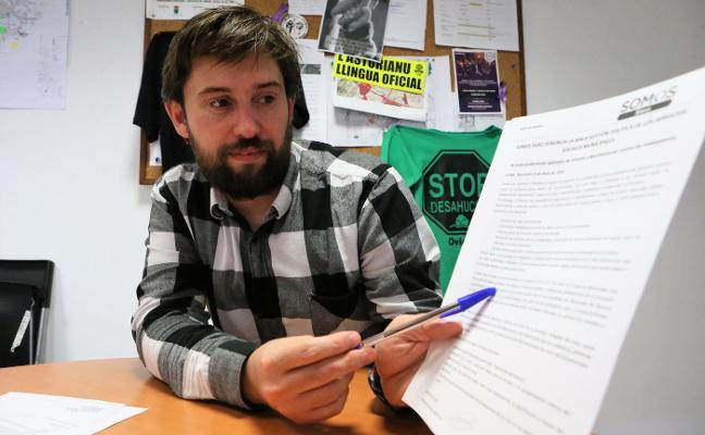 Somos Siero denuncia «una sobrecarga de trabajo» en el área de Servicios Sociales