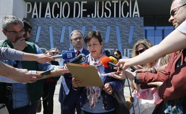La huelga de jueces y fiscales provocó la suspensión de 82 vistas y juicios en Asturias
