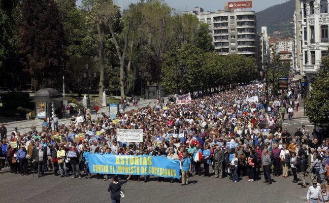 Asturias sigue a la cabeza en la renuncia de herencias pese a la rebaja en Sucesiones