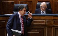 El Congreso aprueba los Presupuestos con los votos del PNV y pasan al Senado