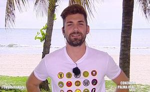 Alejandro Albalá, primer concursante de 'Supervivientes 2019'