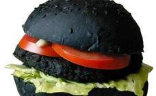 Los peligros de la comida negra