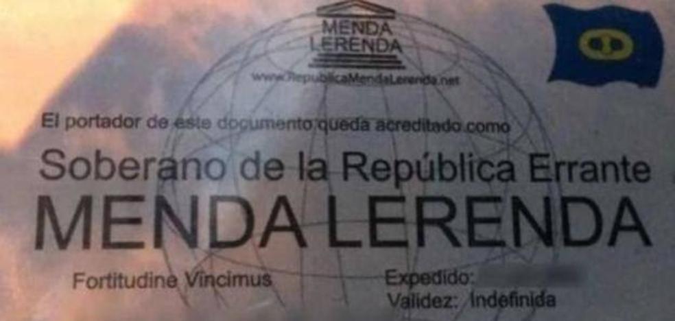 Seis meses de cárcel y un año de retirada de carné para el 'Menda Lerenda'