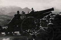 Las imágenes de la Guerra Civil en Asturias